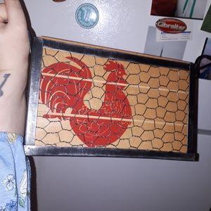 Other - Rooster utensil holder box   for kitchen 🐔💕